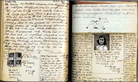Trahir avec Charlie: Le Journal d'Anne Frank   Archivance - Miscellanées   Scoop.it