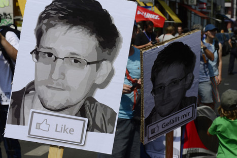 Edward Snowden's Email Service Abruptly Shuts Down | Scrapbook | Scoop.it