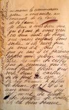 Lettre de délation anonyme… Une histoire très ancienne en Charente | GenealoNet | Scoop.it