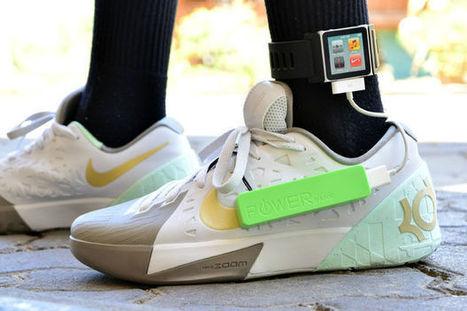 A 15 ans, il invente une batterie qui se recharge en marchant | Ma Bretagne | Scoop.it