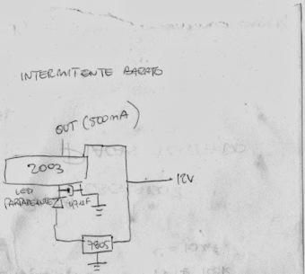 El blog de Moe: Circuito intermitente para carteles de led | Proyectos electrónicos Varios | Scoop.it