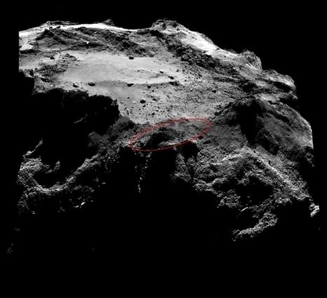 GET- IRAP/OMP - LAAS-CNRS - Rosetta va tenter d'établir le contact avec Philae   Actualité des laboratoires du CNRS en Midi-Pyrénées   Scoop.it