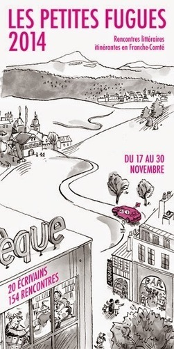 Centre régional du Livre de Franche-Comte: Les Petites Fugues   Eric Vuillard   Scoop.it