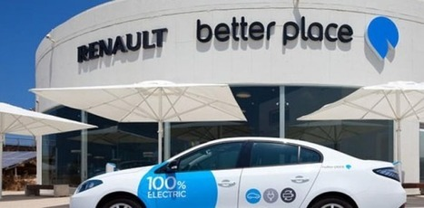 Electric car startup Better Place liquidating after $850 million investment   Awaissoft   Scoop.it