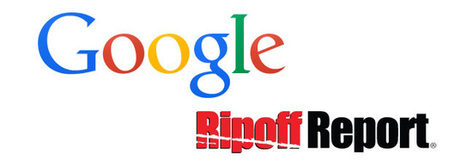 The Mysterious Disappearing Act Of Ripoff Report In Google, Again | internet marketing | Scoop.it