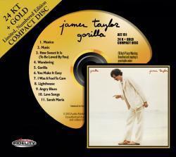 Folk Rock Review: James Taylor-Gorilla 24kt Gold   internet   Scoop.it