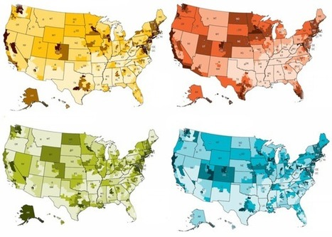 The Geography of Well-Being   positive psychology   Scoop.it