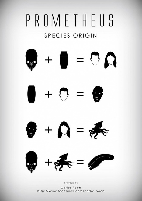 Prometheus species origin | VI Geek Zone (GZ) | Scoop.it