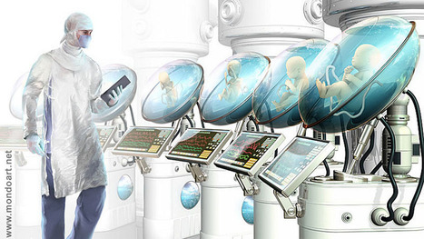 Comment faire un utérus artificiel   Le futur est (déjà) là #nbic   Scoop.it