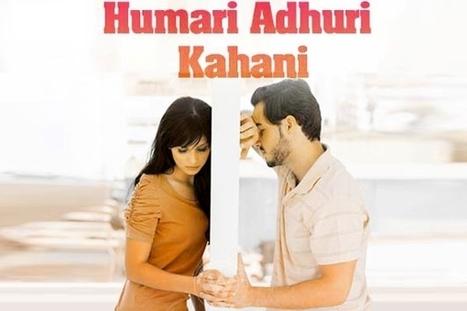 Vidya Balan, Emraan Hashmi to start shooting for 'Humari Adhuri Kahaani' | Wishesh News Brings You all That Matters | Scoop.it