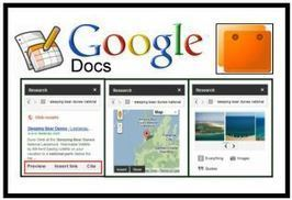 Research Tool Available  in Google Presentation | Google for Class | Scoop.it