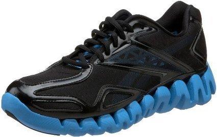 -1-   Reebok Zigsonic 150245, Herren, Sportschuhe — Running, Schwarz  (black/malibu blue 1), EU 50  (UK 14)   Sportschuhe Kaufen   Scoop.it