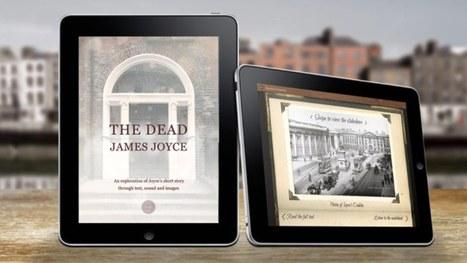 Bringing 'The Dead' to life - new UCD iPad app | The Irish Literary Times | Scoop.it