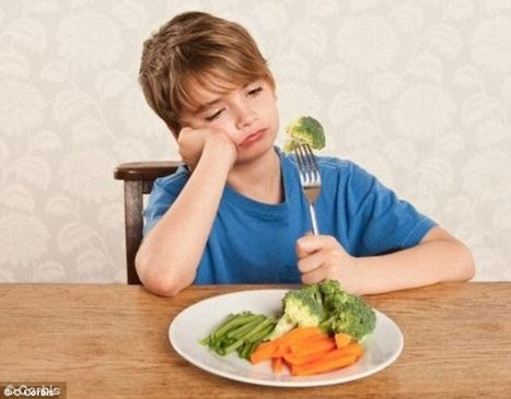 Fussy eating may be sign of mental illness | Kickin' Kickers | Scoop.it