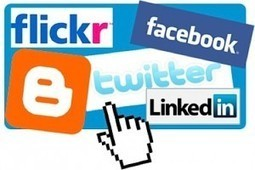 Author Marketing 101: Ranking The Social Networks | Geekery: News For Geeks & Sci-Fi Lovers | Scoop.it