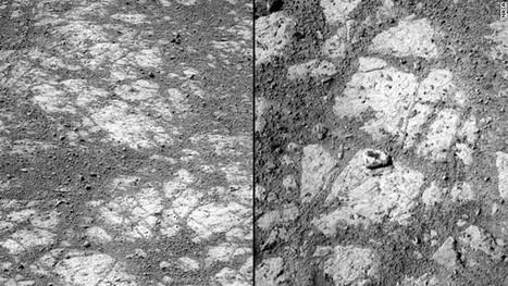 Mystery of Mars 'doughnut rock' solved | Geology | Scoop.it