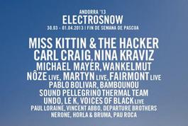 Carl Craig billed for ElectroSnow 2013 | DJing | Scoop.it
