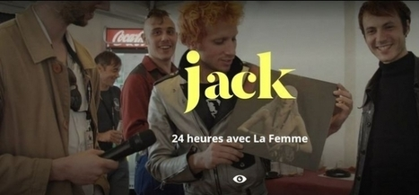 Canal+ lance Jack, sa plateforme musicale | MUSIC:ENTER | Scoop.it