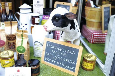 France - Le goût du petit commerce   A Table etc. !   Scoop.it