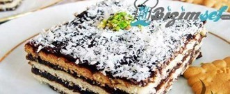 Bisküvili Yaş Pasta | Bizim Şef | Scoop.it