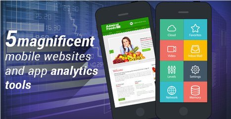 5 magnificent mobile websites and app analytics tools | Technology and Gadgets latest news | Scoop.it