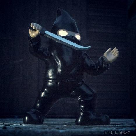 Nain de jardin Ninja - Geek | News geek | Scoop.it