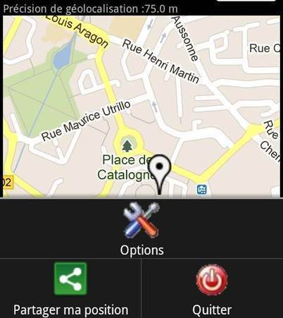 Partager sa position GPS sur un smartphone Android, Geo-localise   Time to Learn   Scoop.it