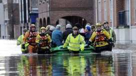 MPs criticise government over flood protection plans - BBC News | OCR A2 Geography | Scoop.it