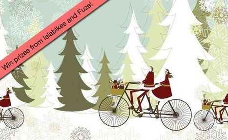Cycling Santas and Reindeer Riders in Brampton, Cumbria | Cumbria | Scoop.it