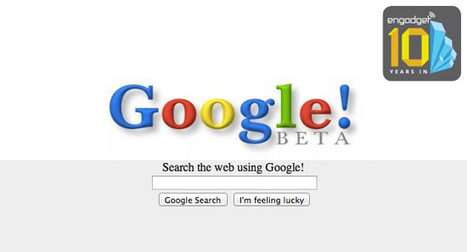 Google Search: A visual history | Interface, ergonomie.....too geek or not too geek | Scoop.it