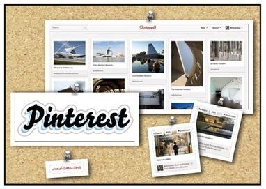 Pinterest llega a los medios de comunicación | VIM | Scoop.it