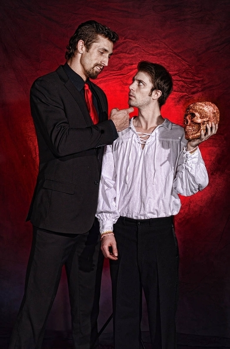 Nearly Naked Theatre's 'The History of the Devil' is bares more than just flesh - The State Press | Acting Training | Scoop.it
