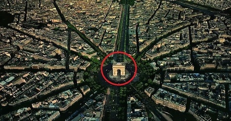 These 23 Far Away Perspectives Of Famous Places Will Change The Way You See Them Forever | Aardrijkskunde | Scoop.it