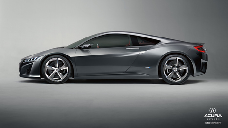 Acura NSX | high definition cars wallpapers | Scoop.it