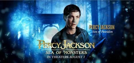 Watch Percy Jackson Sea of Monsters Online | Gravity Movie | Scoop.it