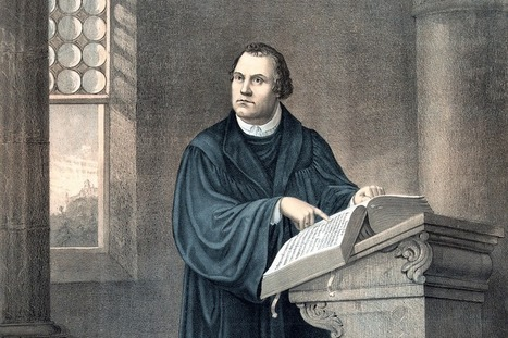 Mikä erottaa protestantit ja katoliset? | Kirkkohistoria | Scoop.it