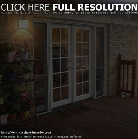 Exterior French Doors | Kitchens Interior | doors | Scoop.it