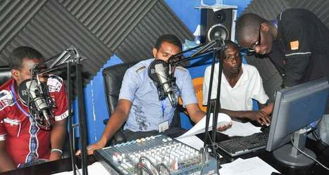 Kenya:KCOMNET is looking for a Project Support Officer of Radio for Peace Building Programme | Mediafrica | Scoop.it