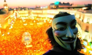 Alan Moore – meet the man behind the protest mask | Transmedia: Storytelling for the Digital Age | Scoop.it