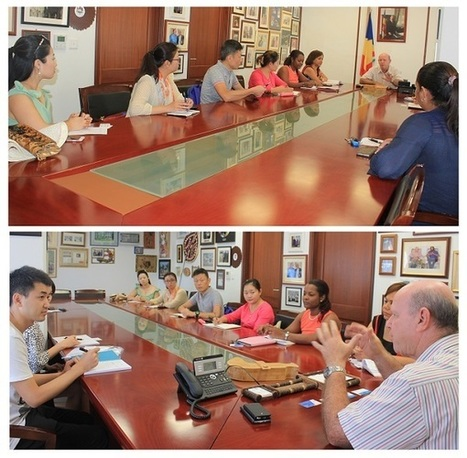 Chinese Tour Operators in Seychelles in preparation of the new Air Seychelles direct non-stop flight to China - Travelandtourworld.com | Travel and Tour World | Scoop.it