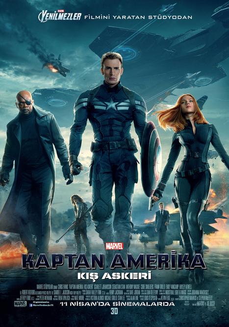Kaptan Amerika: Kış Askeri | FilmSektor | Scoop.it