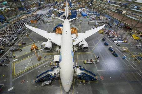 Boeing 787 deliveries restart after four-month halt | Aviation & Airliners | Scoop.it