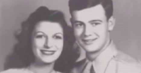 He Left Her Behind When He Went Off To War. 75 Years Later, She Can't Believe Her Eyes... | World at War | Scoop.it