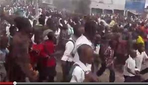 RDC : deuxième journée de violences à Goma, au moins trois morts   International aid trends from a Belgian perspective   Scoop.it