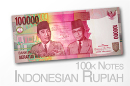 Buy or Sell Wide Array of Indonesian Rupiah at Your Own Convenience   Your trusted source for purchasing Dinar   Scoop.it