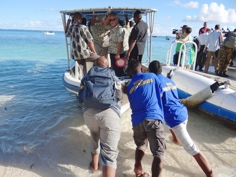 Small islands make big statement on climate change | Sustain Our Earth | Scoop.it