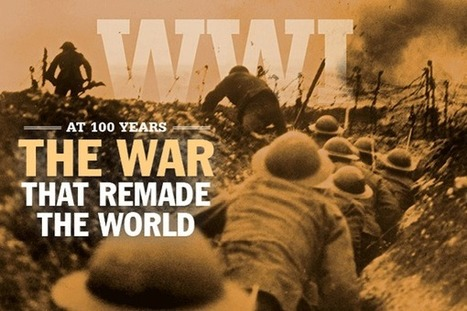 World War I's lasting bootprint | Ms. Postlethwaite's Human Geography Page | Scoop.it