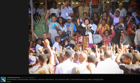 Madagasikara /Elections 2013: Les femmes investissent le terrain. | Akory! | Scoop.it