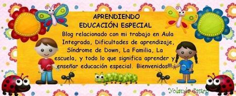 APRENDIENDO EDUCACION ESPECIAL.: FRASES ESPECIALES | Educación Especial | Scoop.it