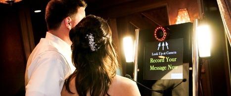 Wedding Video Kiosk: A Reception Game-Changer | flashboxfilms links | Scoop.it